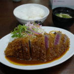 洋食の朝日(神戸)