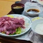 ひさご食堂(平田村/福島)